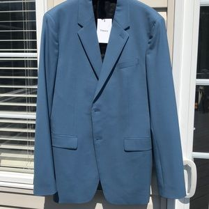 THEORY MEMS BLAZER 42L New with tags